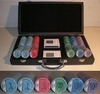 300 Ceramic poker chips set B-Clas
