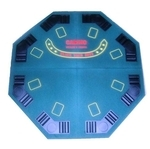 Octagonal Poker Fold Table