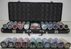 500 black poker chips set EPC