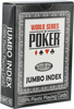 WSOP Poker Cards 100% plastic Black