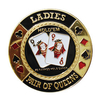 Card Guard Ladies Gold