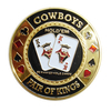 Card Guard Cowboys Gold