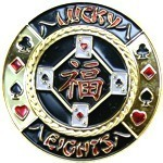 Card Guard Lucky Eights Gold