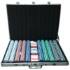 1000 poker chips set Dice