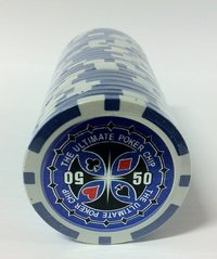 Recargas 25 Fichas Poker Ultimate Chip 50