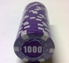 Fichas de Poker Dice valor 1000