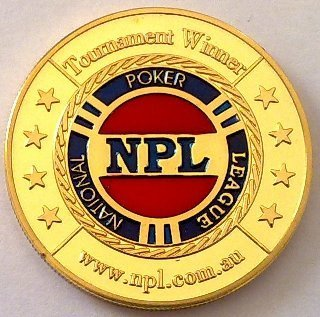 Card Guard National Poker League Gold