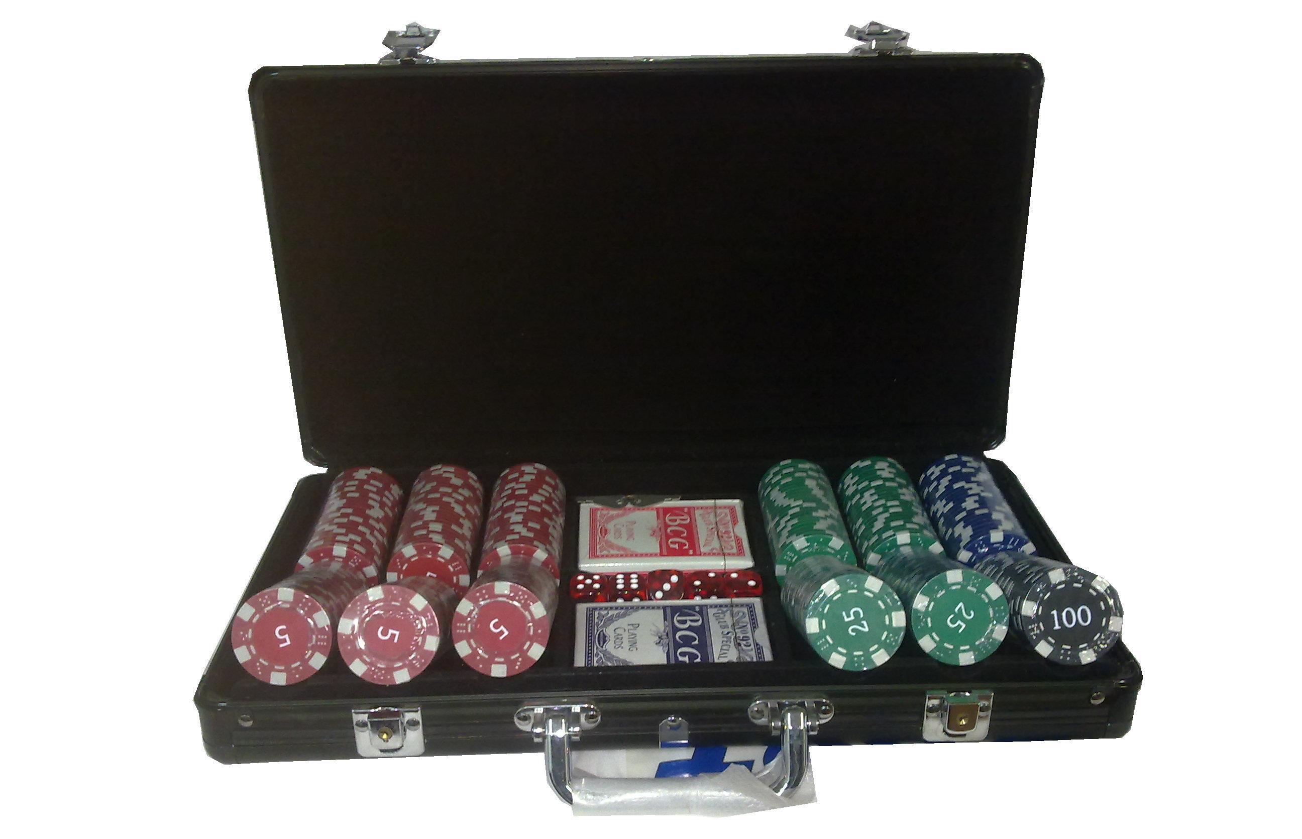Poker jeton valeur
