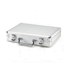 Empty aluminium Poker Case 300