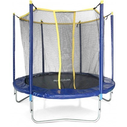 trampoline 305 cm with net. Black Bedroom Furniture Sets. Home Design Ideas