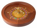 French Roulette Wheel 45cm