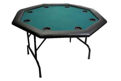 Table de Poker octogonal