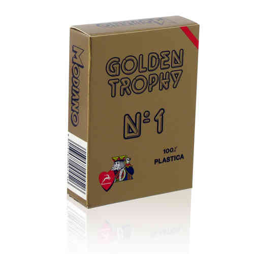 Modiano Golden Trophy rojo