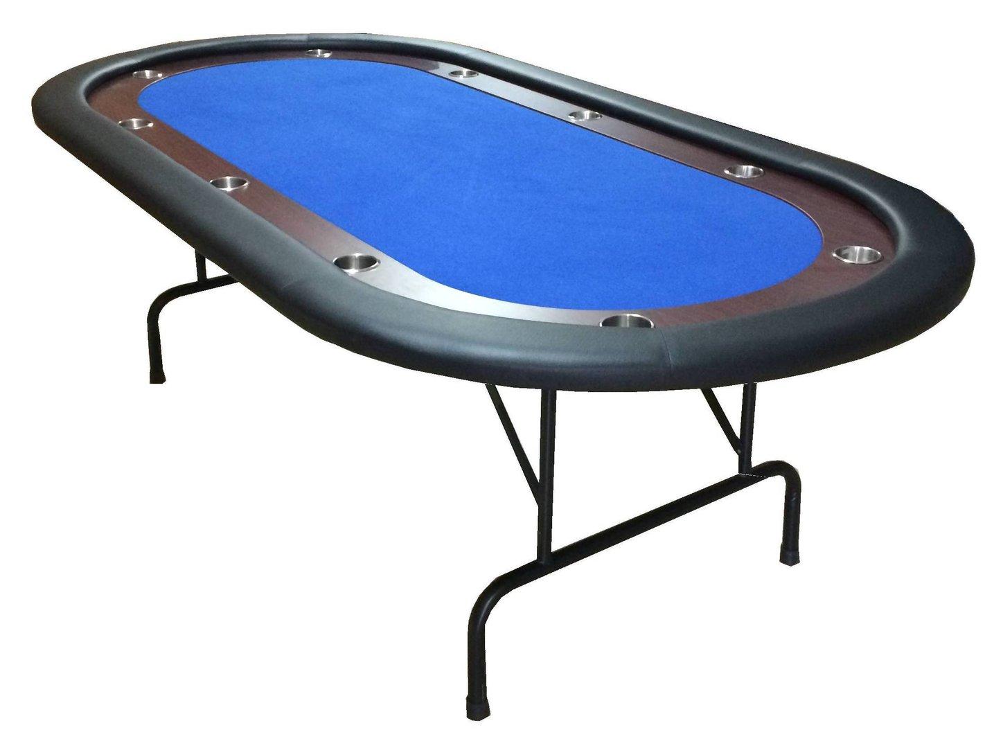 oval poker table 240cm. Black Bedroom Furniture Sets. Home Design Ideas