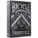 Baraja Bicycle Robocicycle negro