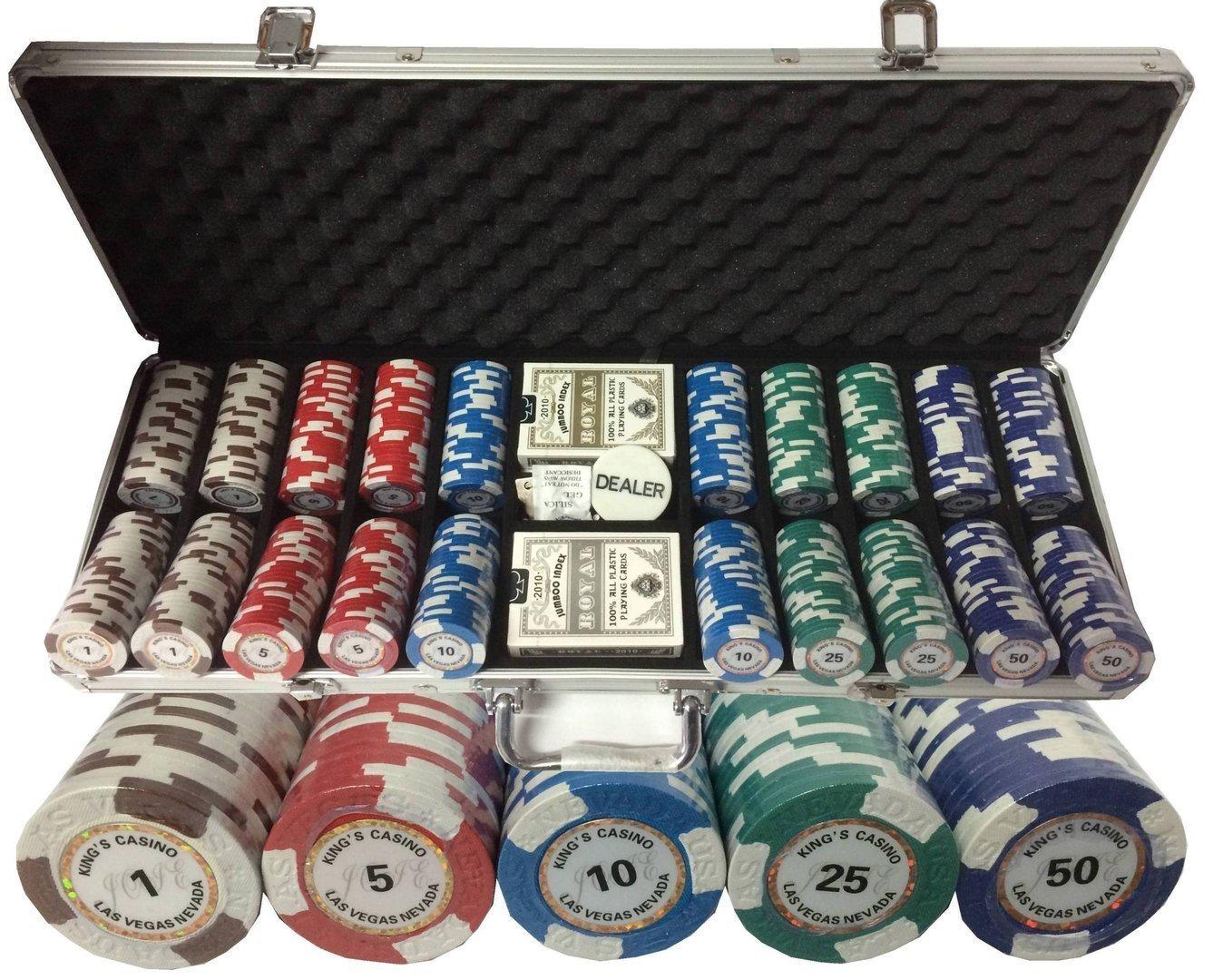 Accesorios para poker en mexico