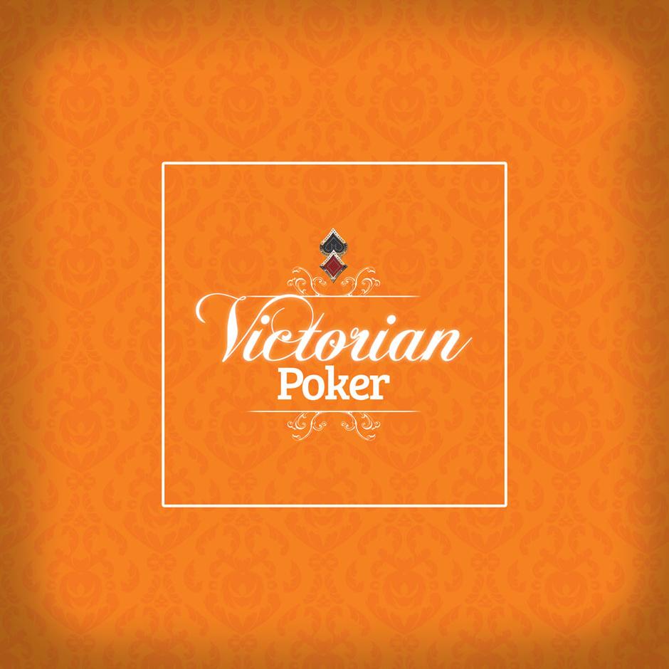 tapis de poker antid rapant carr victorian orange. Black Bedroom Furniture Sets. Home Design Ideas