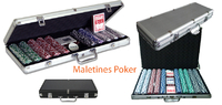 Mallettes de Poker