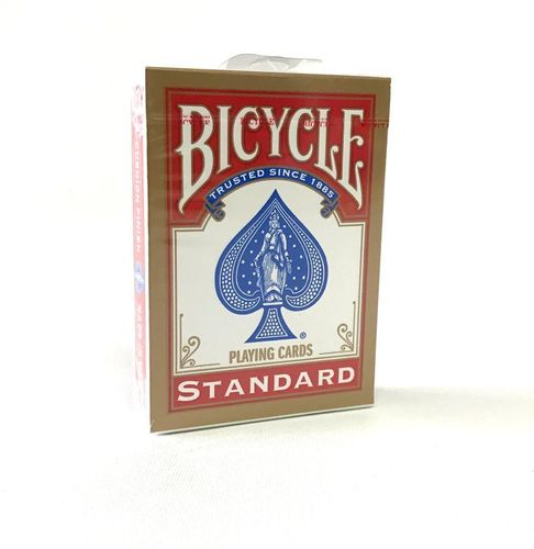 Baraja Bicycle Standard Rojo