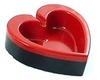Poker Ashtray Hearts