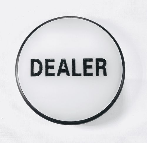 Giant Dealer Button