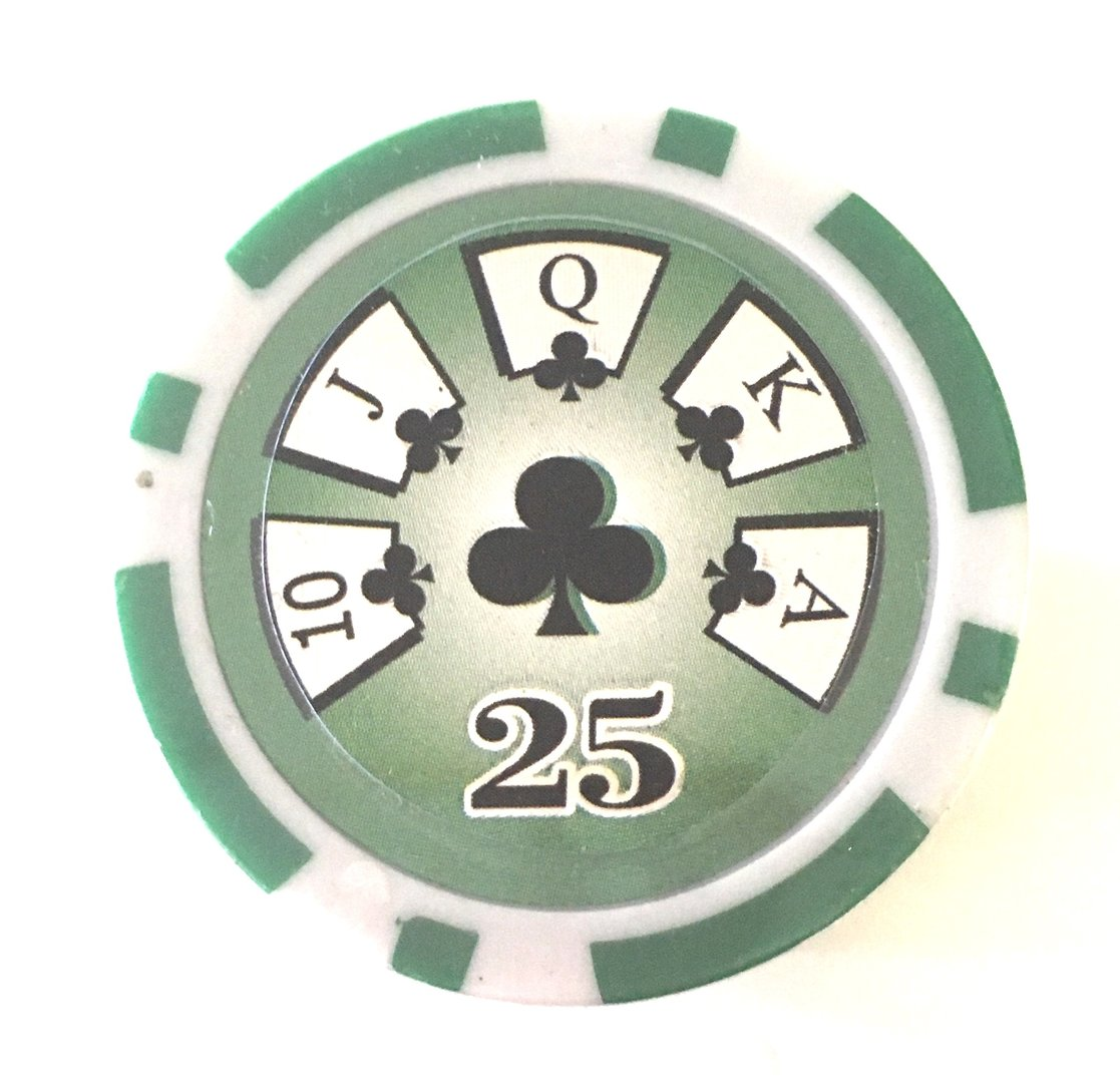 High Value Poker Chips