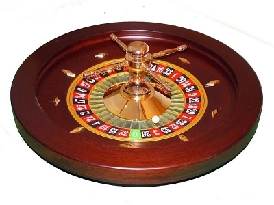 French Roulette Wheel 60cm
