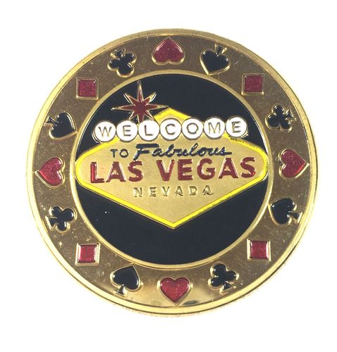 Card Guard Las Vegas Dorado