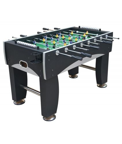 Soccer Table Silver