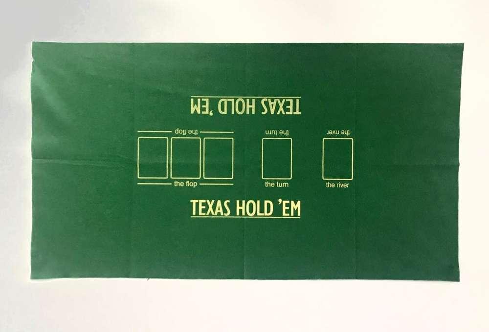 Texas holdem river turn flop lights